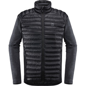 Haglöfs Mimic Hybrid Jacket Men True Black